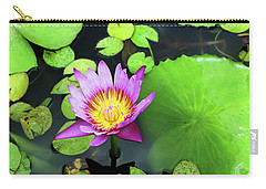 Hawaii Flora Carry-all Pouch by Denise Moore