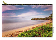 Hawaii Pakala Beach Kauai Carry-all Pouch