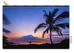 Hawaiian Dawn Colors Carry-all Pouch