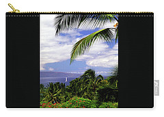 Hawaiian Fantasy Carry-all Pouch