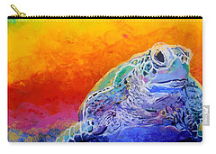 Hawaiian Honu 4 Carry-all Pouch