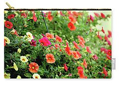 Carry-all Pouch featuring the photograph Hawaiian Hula Lilies 308 by Ericamaxine Price