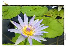 Hawaiian Lotus Carry-all Pouch