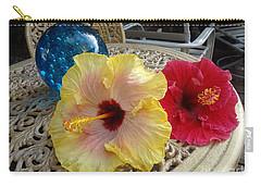 Hawaiian Lovelies Carry-all Pouch
