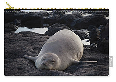 Hawaiian Monk Seal Carry-all Pouch