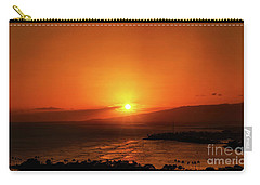 Hawaiian Sunset Carry-all Pouch