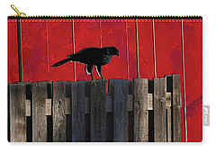 Hawk Carry-all Pouch by Don Gradner
