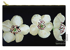 Hawthorn Flowers Carry-all Pouch