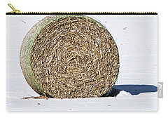 Hay Bale - Wisconsin Carry-all Pouch