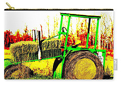Hay It's A Tractor Carry-all Pouch