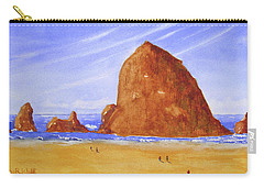 Hay Stack Rock Carry-all Pouch