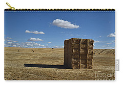 Haystack Off Hwy 2 Carry-all Pouch