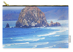 Haystack Rock Oregon Carry-all Pouch