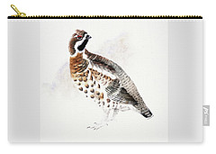 Hazel Grouse Carry-all Pouch