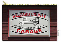Hazzard County Garage Carry-all Pouch