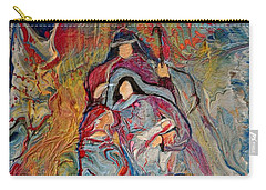 He Dwelt Among Us Carry-all Pouch