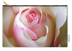 Carry-all Pouch featuring the photograph He Loves Me Still by Karen Wiles