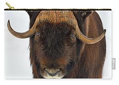 Head Butt Carry-all Pouch
