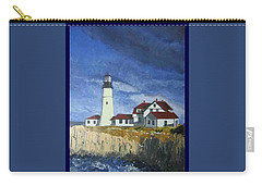 Head Lighthouse  Carry-all Pouch