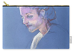 Head Study 6 Carry-all Pouch