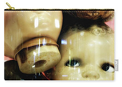 Heads In A Jar Carry-all Pouch