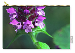 Heal-all Flowers Carry-all Pouch