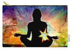 Healing Energy Carry-all Pouch