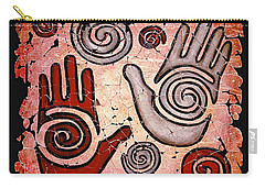 Healing Hands Carry-all Pouch