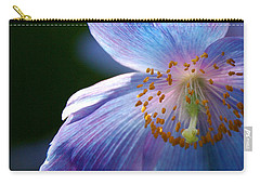 Carry-all Pouch featuring the photograph Healing Light by Byron Varvarigos