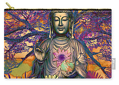 Healing Nature Carry-all Pouch