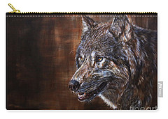 Hearing Voices Carry-all Pouch