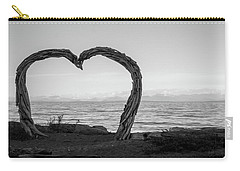 Heart Arch Carry-all Pouch