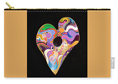 Heart Bowl Carry-all Pouch