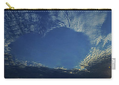 Heart In The Sky Carry-all Pouch