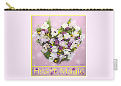Heart Magic Carry-all Pouch by Lise Winne