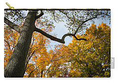 Heart Of Fall Carry-all Pouch by Glenn DiPaola