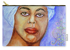 Heart Of Love  Marie Laveau Carry-all Pouch