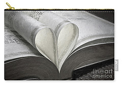 Heart Of The Book  Carry-all Pouch