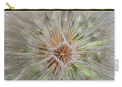 Heart Of The Dandelion Carry-all Pouch