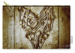 Heart Of The Kitchen Carry-all Pouch by Jorgo Photography - Wall Art Gallery