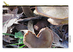 Carry-all Pouch featuring the photograph Heart Of The Matter Smaller Pic by Marie Neder