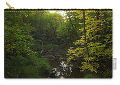 Heart Of The Woods Carry-all Pouch