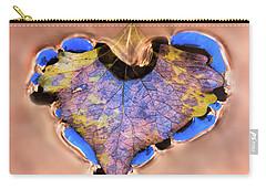 Heart Of Zion Utah Adventure Landscape Art By Kaylyn Franks Carry-all Pouch