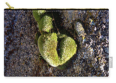 Moss Has Heart  Carry-all Pouch