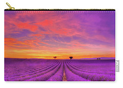Lavender Photographs Carry-All Pouches