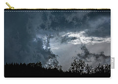 Carry-all Pouch featuring the photograph Heart Will Go On by Rose-Marie Karlsen