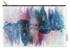 Heartbeat Drama Carry-all Pouch