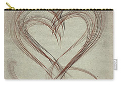 Heartful Carry-all Pouch