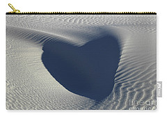 Hearts In The Desert Carry-all Pouch