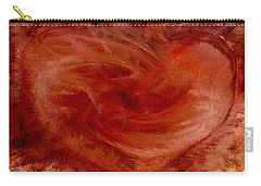 Hearts Of Fire Carry-all Pouch